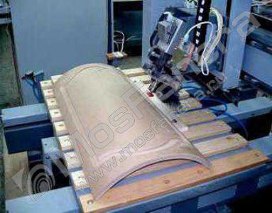 Изготовление гнутой фанеры
