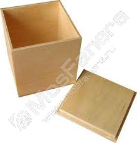 Упаковка из фанеры фк
